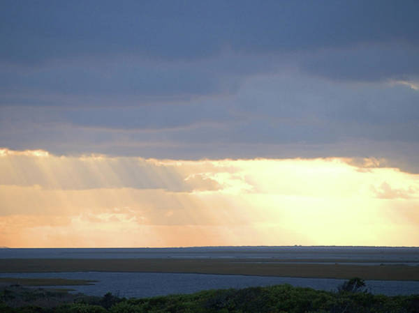 Photograph - Sunset Rays I I by Newwwman