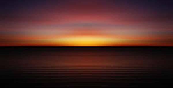 Puget Sound Photograph - Sunset Reflection by Pelo Blanco Photo