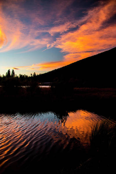 Photograph - Sunset Reflections by Doug Scrima