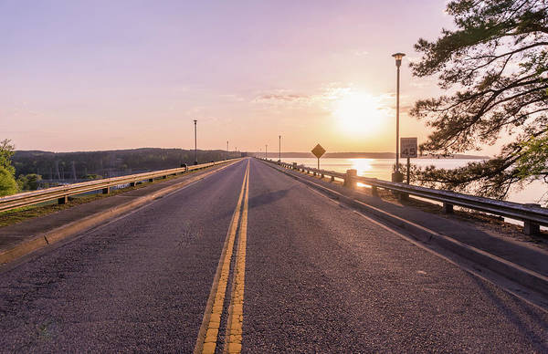 Photograph - Sunset Road  by Andrea Anderegg
