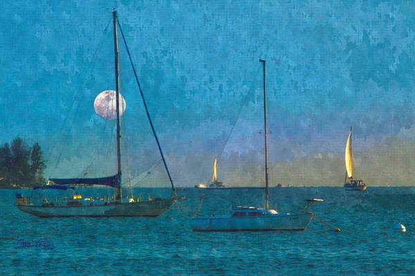 Photograph - Sunset Sail On Sarasota Bay by Susan Molnar
