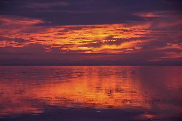 Photograph - Sunset Sequim by NaturesPix