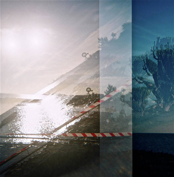 Wall Art - Photograph - Sunset Set, Canary Islands 2 by Rika Maja Duevel