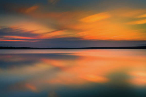 Photograph - Sunset Solace by Dan Sproul