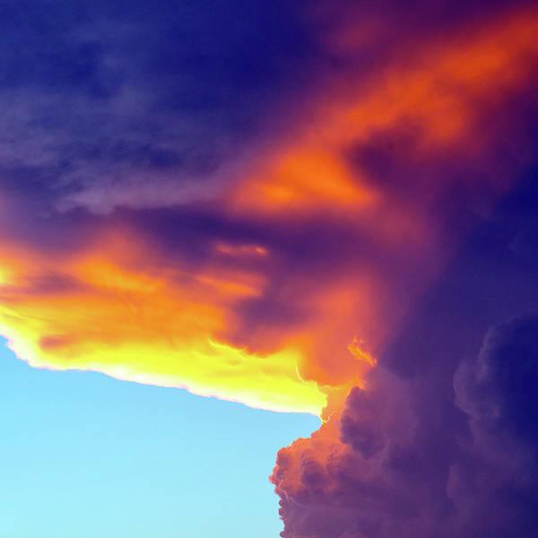 Wall Art - Photograph - Sunset Storm by Mitch Cat