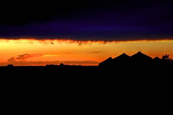 Photograph - Sunset Strip by David Matthews