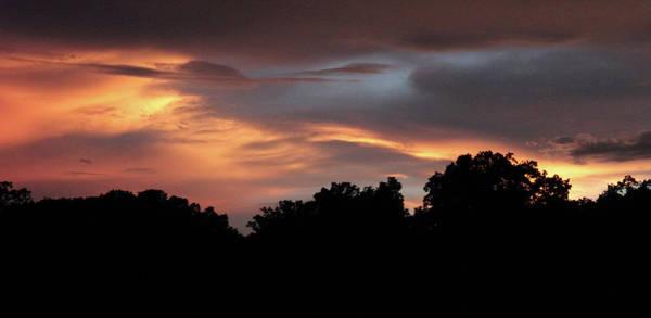 Photograph - Sunset Swirl by Jessica Jenney