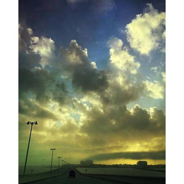 Wall Art - Photograph - Sunset This Evening Over Biloxi by Joan McCool