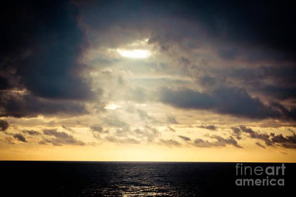 Photograph - Sunset Under Sea Jurkalne by Raimond Klavins