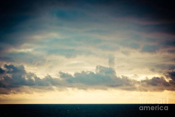 Photograph - Sunset Under Sea Latvia Artmif by Raimond Klavins