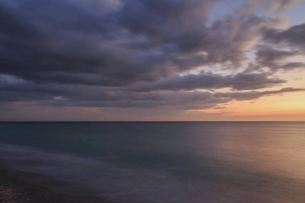Photograph - Sunset, Venice Beach, Florida by Paul Schultz