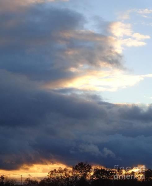 Photograph - Sunset Vista by Christina Verdgeline