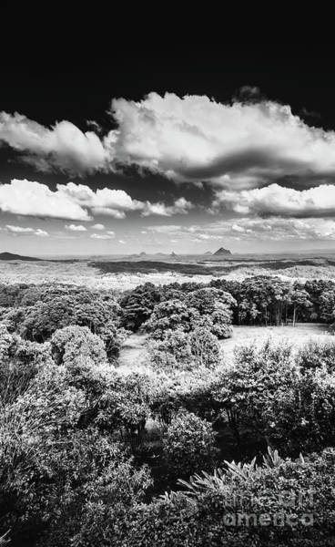 Backwoods Wall Art - Photograph - Sunshine Coast Hinterland Lookout by Jorgo Photography - Wall Art Gallery