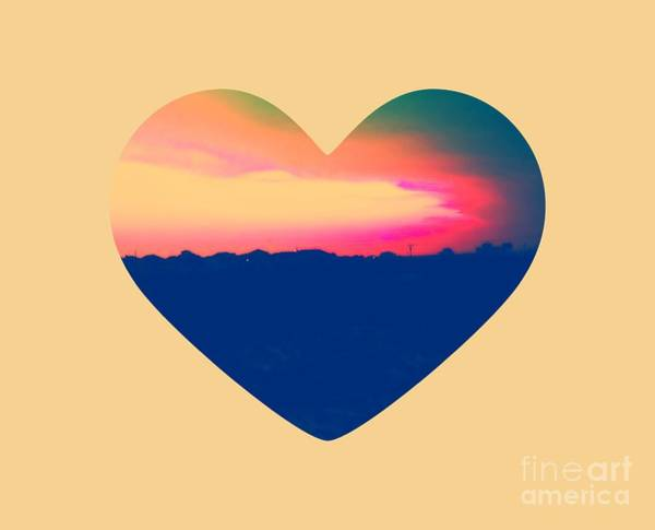 Digital Art - Sunshine In My Heart by Rachel Hannah
