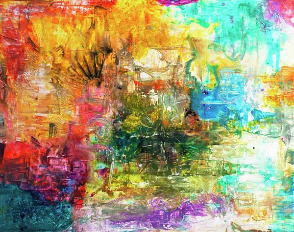 Wall Art - Painting - Sunshine by Ivan Guaderrama