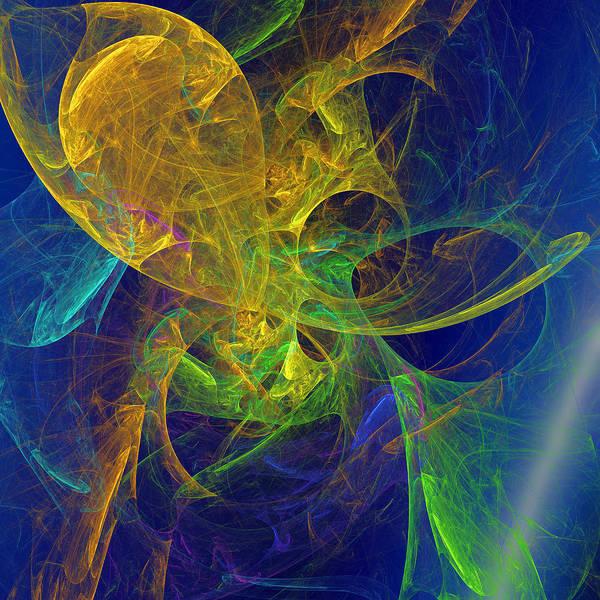 Digital Art - Sunshine by Jeff Iverson