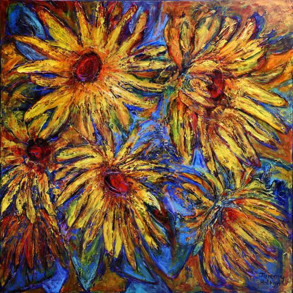 Painting - Sunshine by Jeremy Holton