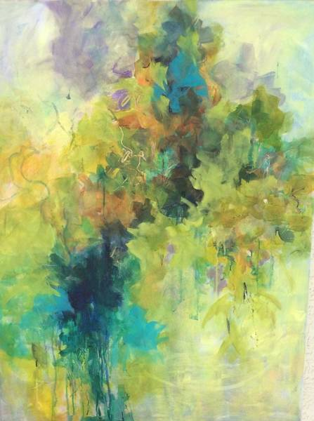 Painting - Sunshine by Karen Ann Patton
