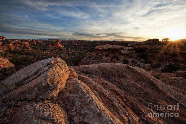Photograph - Sunshine On My Shoulder by Jim Garrison