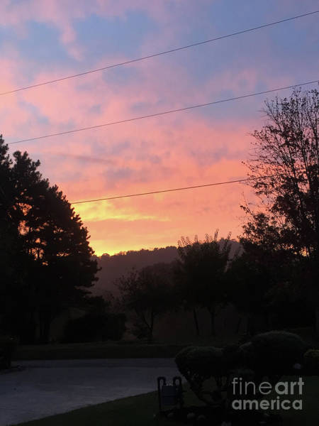 Photograph - Sunshine Without The Fog by Allison Ashton