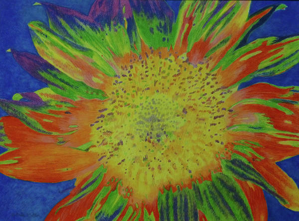Painting - Sunstunner by Cris Fulton