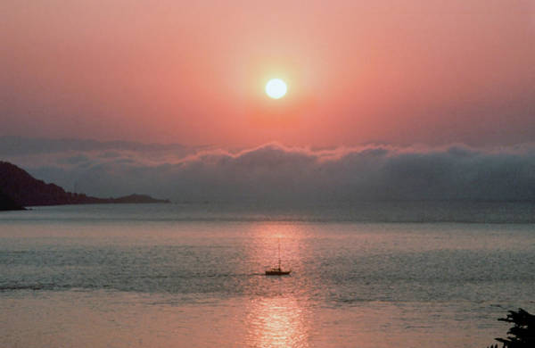 Photograph - Sunup San Francisco Bay by Frank DiMarco