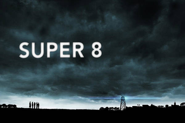 Mixed Media - Super 8  by Movie Poster Prints
