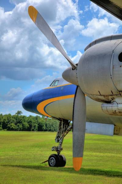 Wall Art - Photograph - Super Connie Waits To Fly by Patrick  Flynn