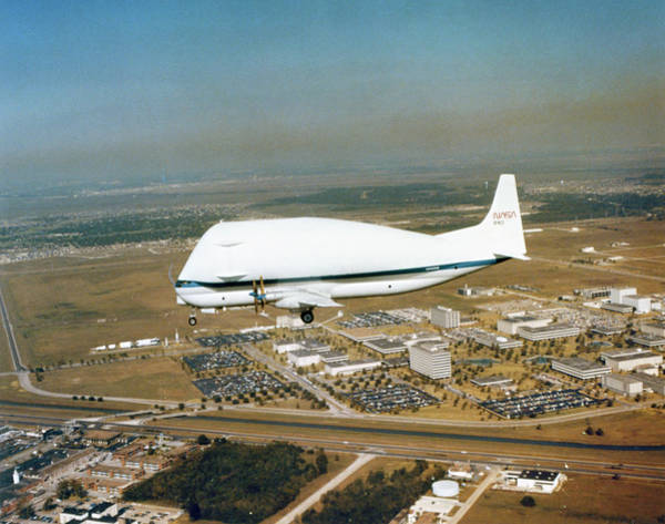 Photograph - Super Guppy, 1979 by Granger