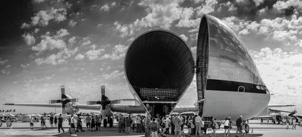 Photograph - Super Guppy by Philip Rispin
