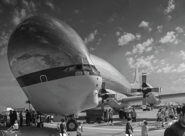 Photograph - Super Guppy Taking A Look Over Its Shoulder by Philip Rispin