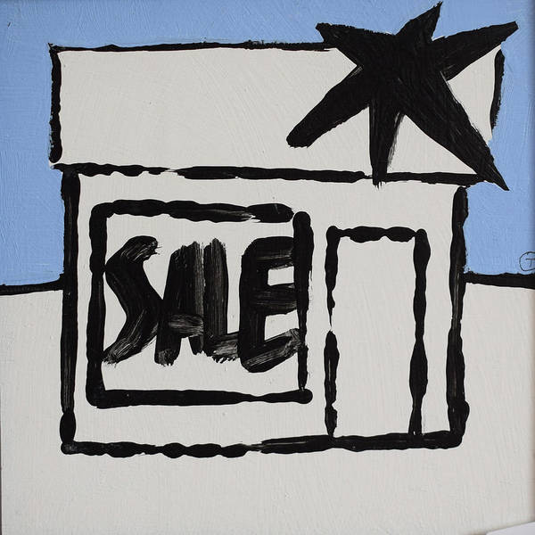 Painting - Super Sale by Thomas Olsen
