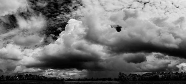 Photograph - Super Storm Clouds by Louis Dallara