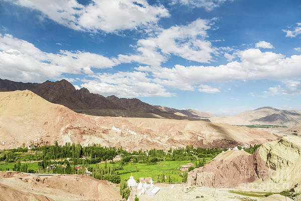 Photograph - Superb Indus Valley In Ladakh, India by Didier Marti