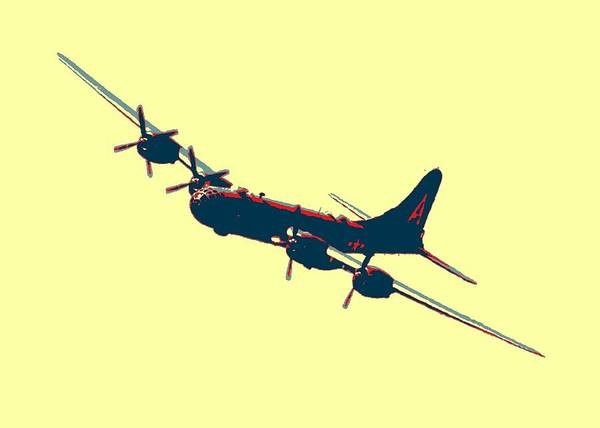 B29 Photograph - Super Fortress by Jonathan Strouse