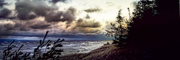 Photograph - Superior At Whitefish Point by Evie Carrier
