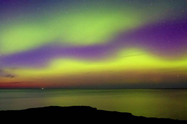 Wall Art - Photograph - Superior Aurora by Heather Kenward