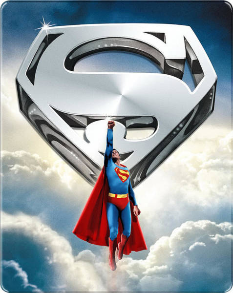 Wall Art - Digital Art - Superman by Geek N Rock