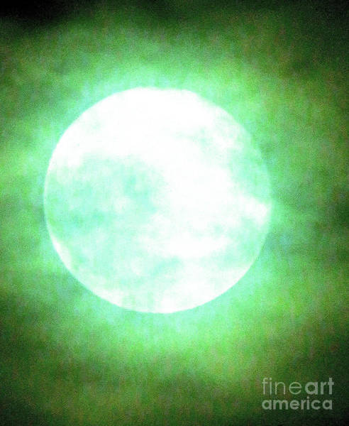 Wall Art - Photograph - Supermoon 1b by Ken Lerner