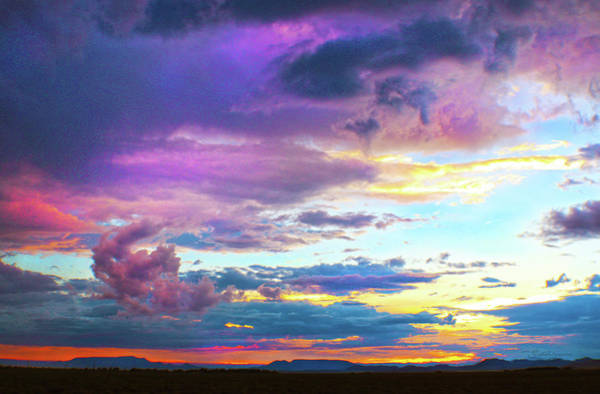 Supernatural Sky - Colorado Art Print