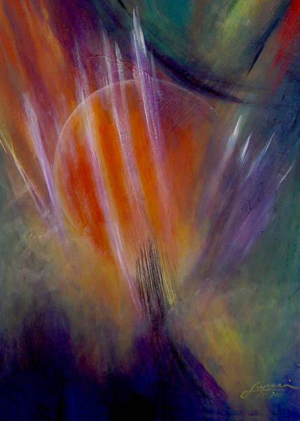Painting - Supernova by Thomas Lupari