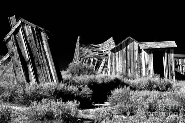 Photograph - Support Your Local Outhouse by Paul W Faust - Impressions of Light