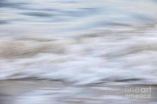 Wall Art - Photograph - Surf Abstract 1 by Elena Elisseeva