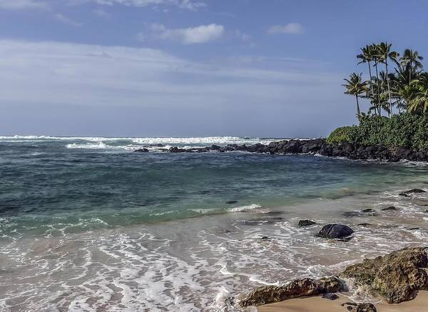 Photograph - Surf And Blue Waters Hawaii by NaturesPix