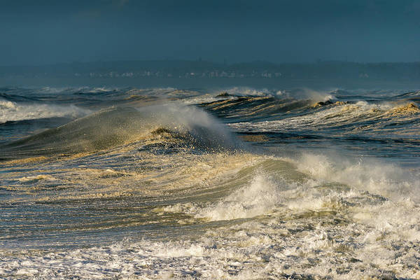 Photograph - Surf And Shore by Robert Potts