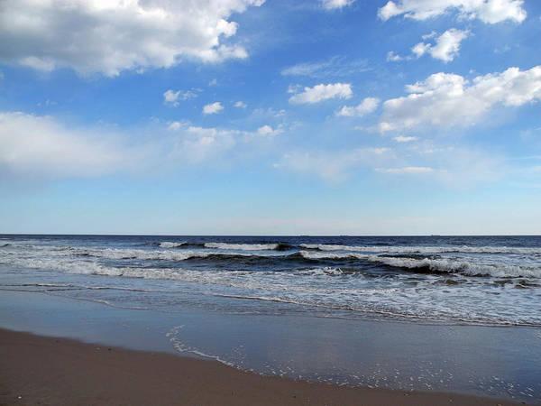 Photograph - Surf And Sky by Lynda Lehmann