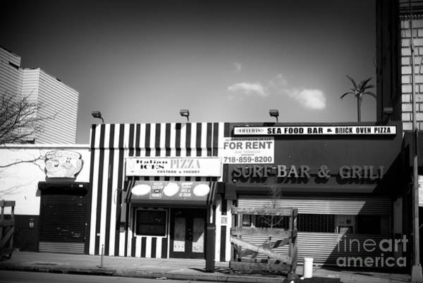 Wall Art - Photograph - Surf Bar And Grill by John Rizzuto