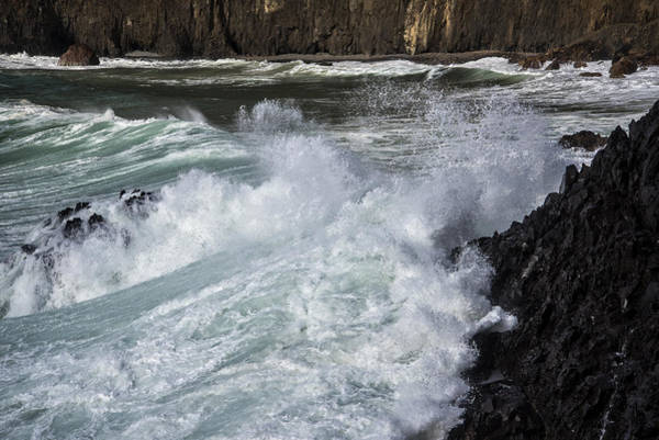 Photograph - Surf Break by Robert Potts
