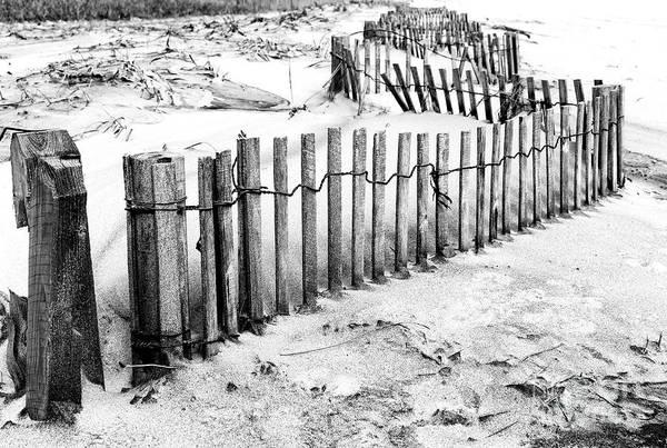 Wall Art - Photograph - Surf City Dune On Long Beach Island by John Rizzuto