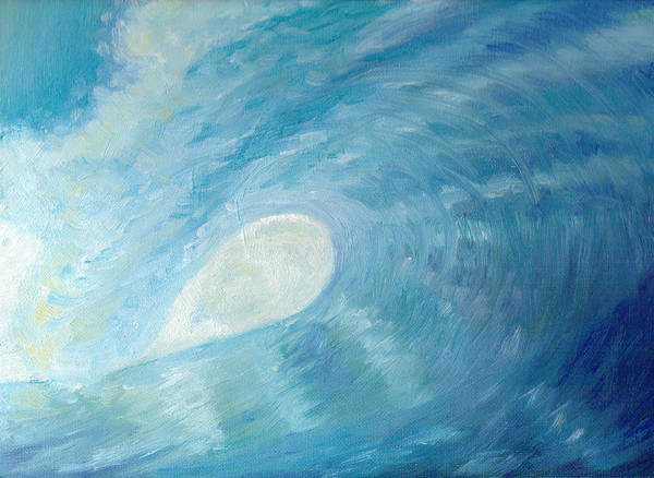 Painting - Surf Dreams by Adam Johnson
